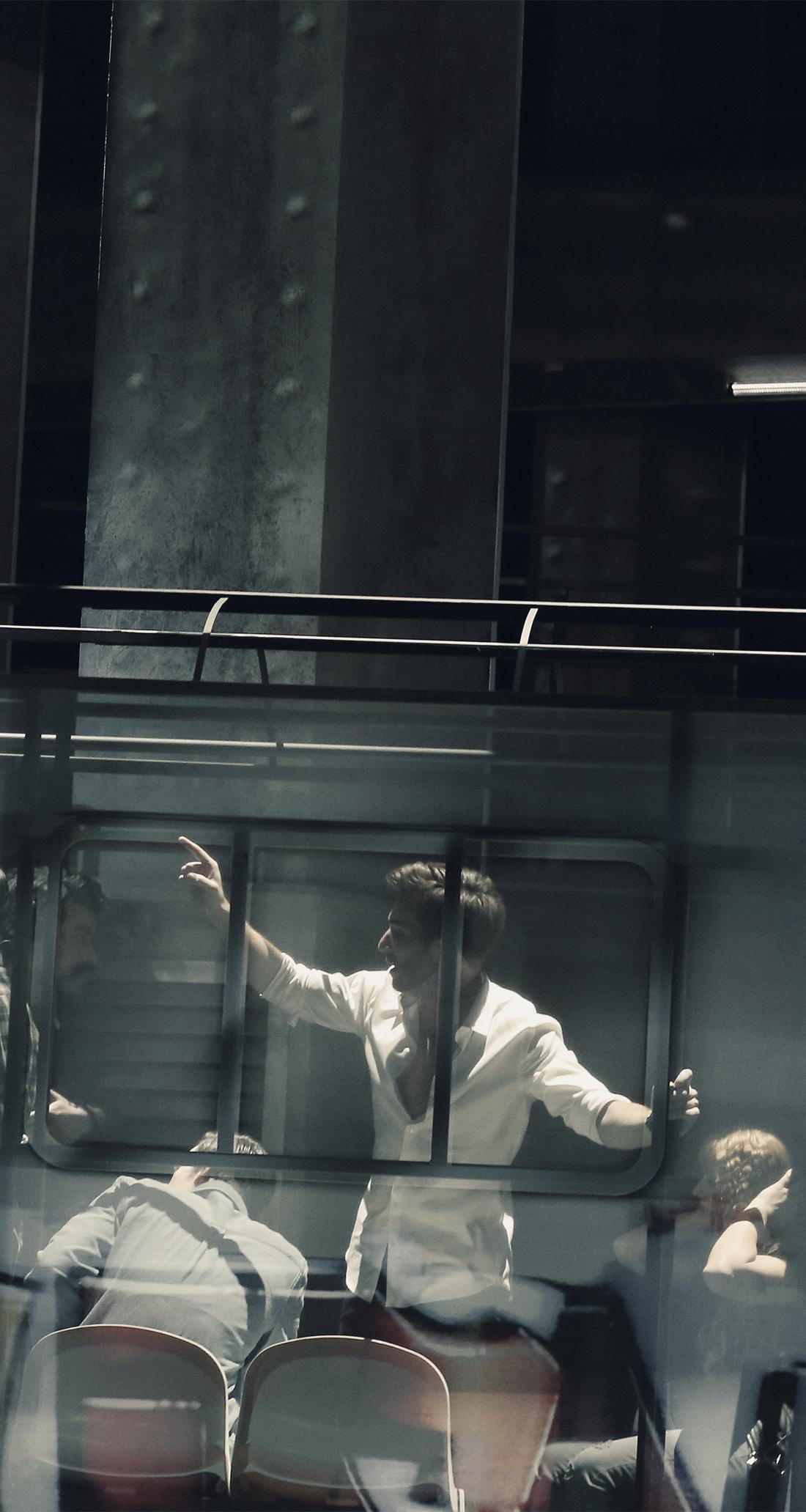 studio kudlich stage design ghost