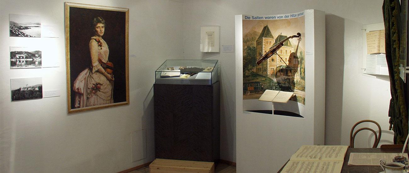 Brahmsmuseum Mürzzuschlag