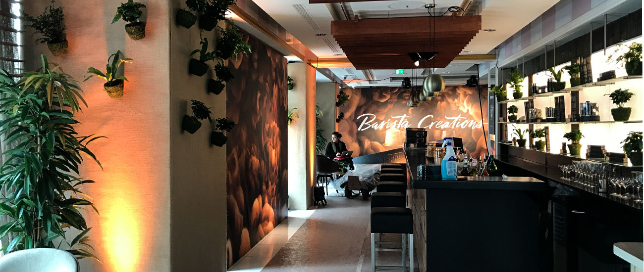 studio kudlich nespresso pop-up shop