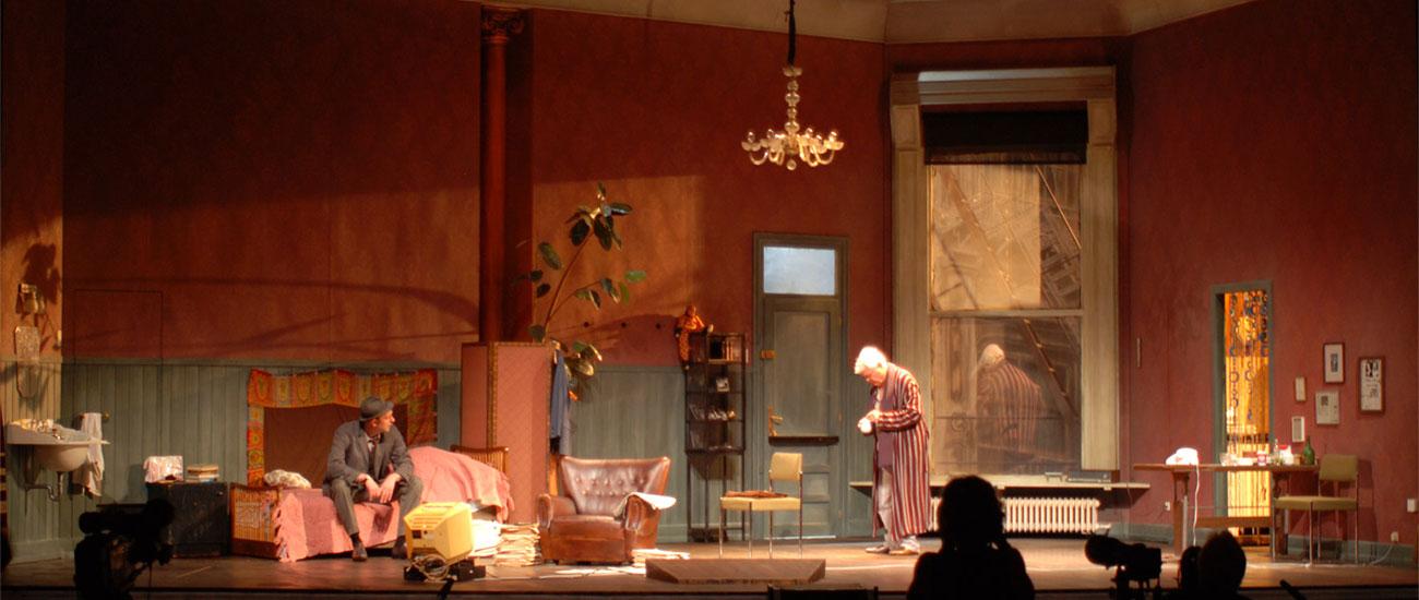 Sonny Boys - Peter Weck und Harald Serafin im Volkstheater
