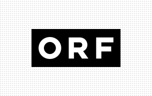 Logo ORF Austrian Broadcasting