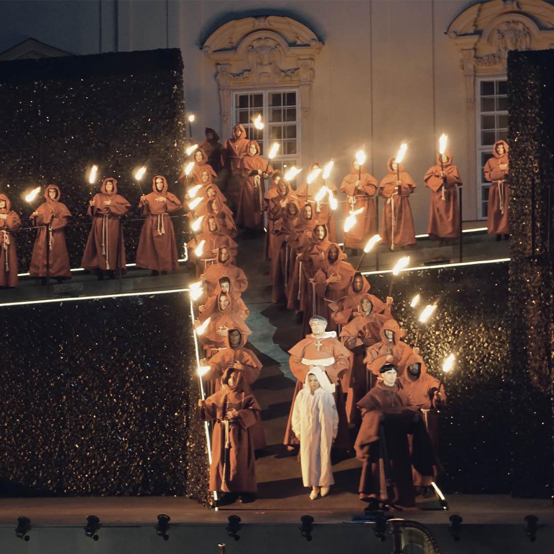 La Forzza del Destino - Opernfestival Klosterneuburg 2021 - Foto Hans Kudlich