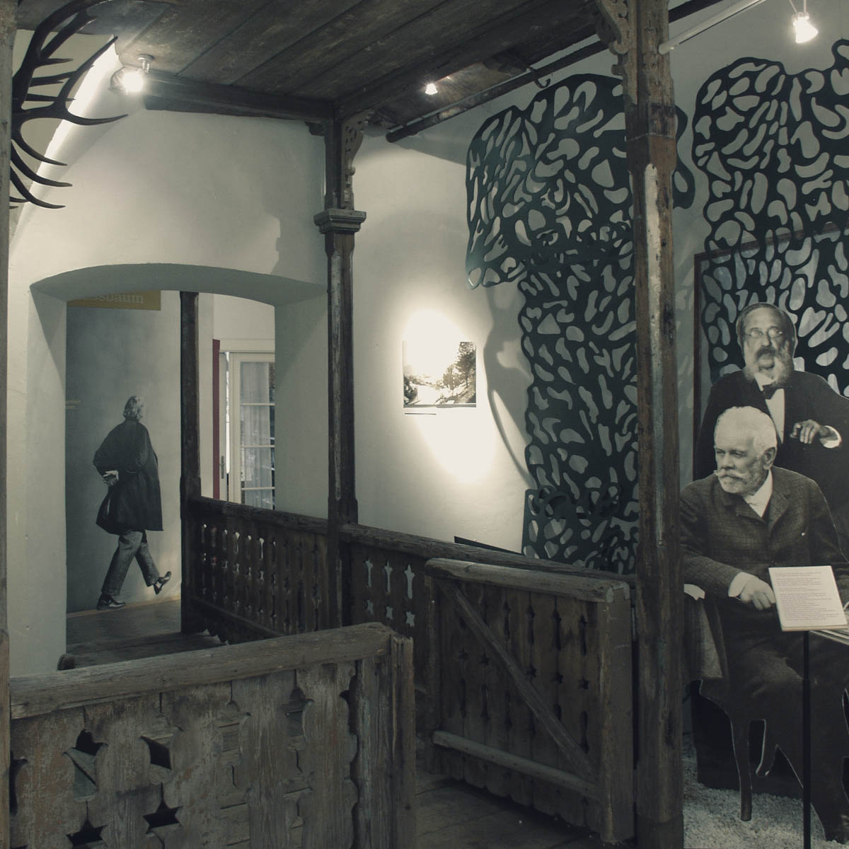 Brahms Museum Veranda studio kudlich